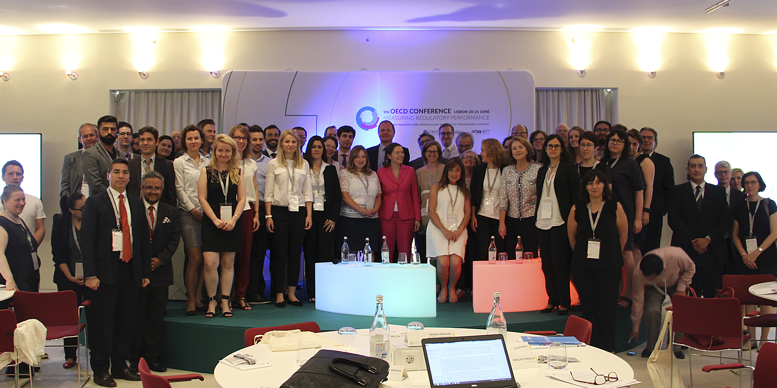 OECD Conference on Measuring Regulatory Performance - Lisboa